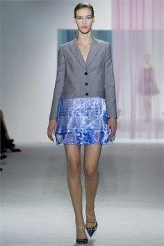 Sfilata Christian Dior Paris - Collezioni Primavera Estate 2013