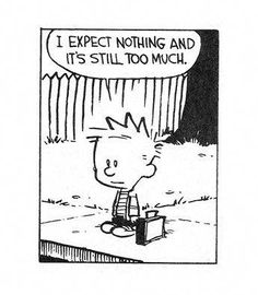 Calvin and hobbes hobbs, humor videos, funny videos, funny pics, funny sayings Calvin And Hobbes Comics, Calvin And Hobbes Quotes, Calvin And Hobbes Tattoo, Best Calvin And Hobbes, Bd Comics, Just For Laughs, Comic Strips, Laugh Out Loud, Dumb And Dumber