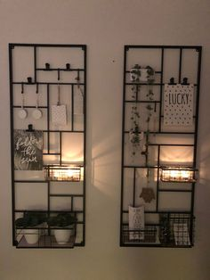 Mooi voor in kantoor ruimte. Room Shelves, Declutter Your Home, Home Organization, Home And Living, Room Inspiration, Home Accessories, Decoration, Sweet Home, Bedroom Decor