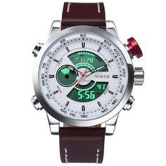 Alarm Fashion Casual Quartz Watch – uShopnow store