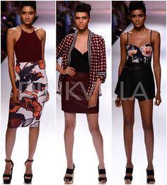 River Island collection at Lakme Fashion Week Winter/ Festive 2014 | PINKVILLA