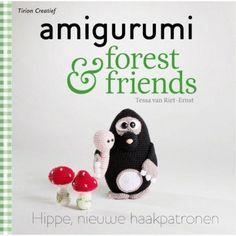 Amigurumi & Forest Friends - Haakboek