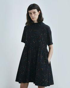 Lazy Oaf Black Spotty Dress - Everything - Categories - Womens