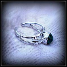 Malachite ring $20