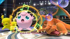 Super Smash Bros. para Nintendo 3DS y Wii U: Jigglypuff