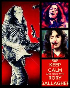 Rory Gallagher....❤️❤️❤️❤️