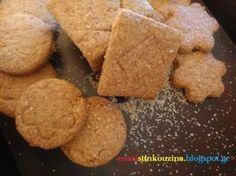 Μάχη στην κουζίνα: Μπισκότα Κανέλας