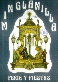 Feria y fiestas en Minglanilla (Cuenca), en honor de su patrón el Cristo de la Salud. Del 12 al 18 de septiembre de 1994. Fiestas de la Espuma en la Plaza del Salero. #Fiestaspopulares #Minglanilla #Cuenca