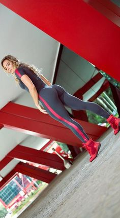 Short Sleeve Zipper Patchwork Tracksuit Women Sportwear Outfit Workout - HESHEONLINE Cute Workout Outfits, Workout Attire, Womens Workout Outfits, Sport Outfits, Workout Jumpsuit, Gym Tracksuit, Brazilian Workout, Fitted Jumpsuit, Gym Clothes Women