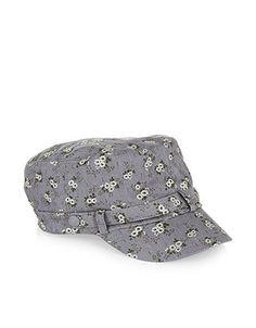Daisy Military Cap