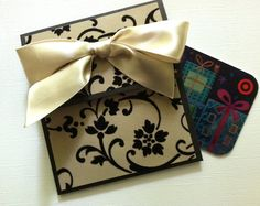 Gift Card Holder Wedding Gift Card Holder by TerrysCards on Etsy, $2.75