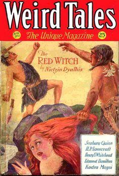 Weird Tales 04 1932