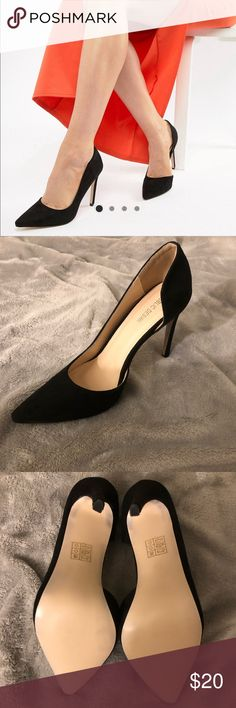 9d16dc468b3c Public Desire Tipsy Black Pumps Size 8 Never worn, new in box classic pumps.