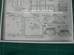 De todo un poco con mis manos: N° 362 - Tutorial Bolsas Japonesas de la Suerte!!!