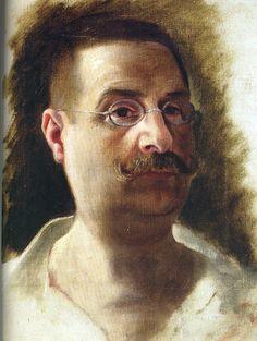 Manuel Ussel de Guimbarda (La Habana, Cuba, 26 de noviembre de 1833 - Cartagena, España, 9 de mayo de 1907) fue un pintor español  AUTORETRATO