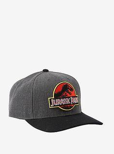903b374fe321f Jurassic Park Logo SnapbackJurassic Park Logo Snapback