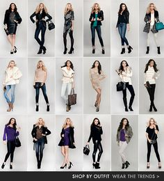 Moda y Tendencias para Otoño/Invierno de este 2012
