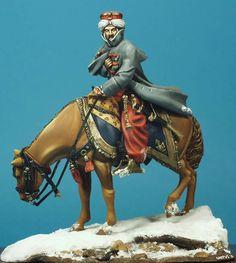 Mammalucco della guardia imperiale francese
