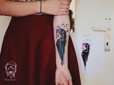 Bumpkin Tattoo menina emc