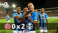GOLAÇO DE LUAN! (ESCULACHOU!!!) LANÚS 1 X 2 GRÊMIO (29/11 - Final da Libertadores) - HD