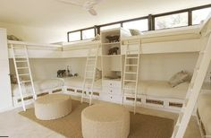 another awesome bunk room