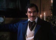 Timothy Dalton as Rhett Butler - Scarlett the miniseries 1994