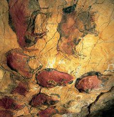 Place: Museo y cuevas de Altamira, Santillana del Mar / Cantabria, Spain. Photo by: Unknown