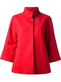 Fay Boxy A-line Jacket