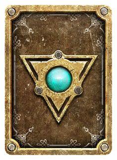 SSGIBSON - 3D Portfolio Game Card Design, Board Game Design, Stone Game, Card Ui, Game Icon, Game Assets, Card Patterns, Texture Design, Book Crafts