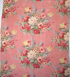 Sharon's Antiques Vintage Drapery & Upholstery Fabrics