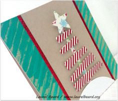 Fun Christmas Card using @Simon Starr Says Stamp  stamps and dies and embossing paste.