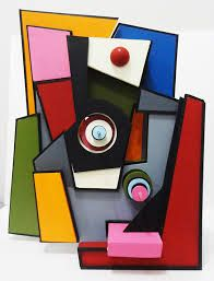 Carmelo Arden Quin Arte Madi, Neo Expressionism, Cube, Abstract Art, Toys, Drawings, Inspiration, Art Rooms, Sculptures
