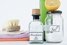 Aprenda a fazer um desengordurante em casa com as nossas dicas! #limpeza #casa #produtos #bicarbonato