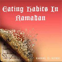 Eating Habits In Ramadan