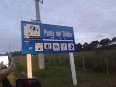 Punta del Diablo en Punta del Diablo, Rocha