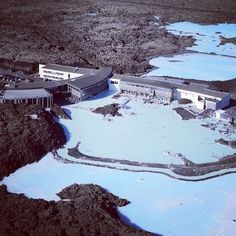 #architecture #BlueLagoon #Iceland