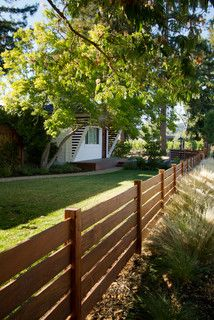 YardFenceIdeas Kids Love To Play Ball In The Front Yard This - Fencing ideas for front yards