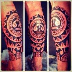 Tattoo Aleksandr Dvoryanov - tattoo's photo In the style Ethnic, Ornamen