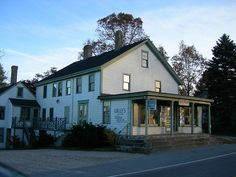 The Oldest General Store In Rhode Island Has A Fascinating History