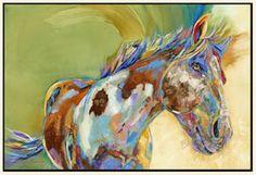 Cavalcade Equestrian Fashion and Culture: Equine Art: Carol Hagan