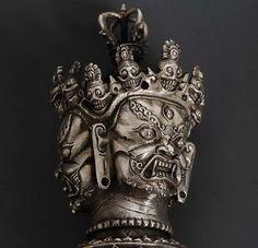 Phurba Detail