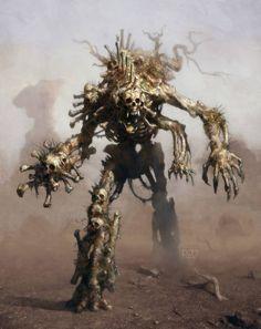 Monster Concept
