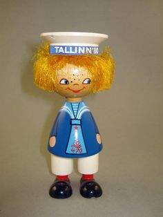 Meremees (sailor), Tallinn 1980