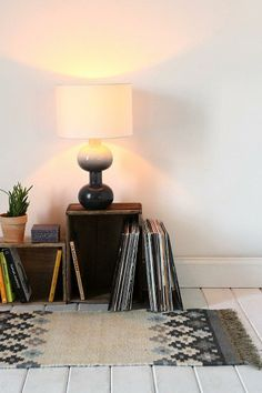 Plum & Bow Fade Out Table Lamp #urbanoutfitters