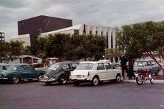 Rizal Theater. 1970s
