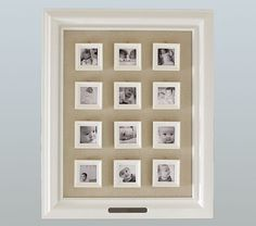 Lafayette First Year Frame from PB Kids