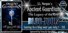 Ancient guardians by S.L. Morgan