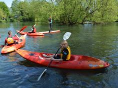 Two New Water Sports Launched at Charlton Lakeside