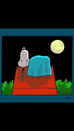 bedtime for snoopy