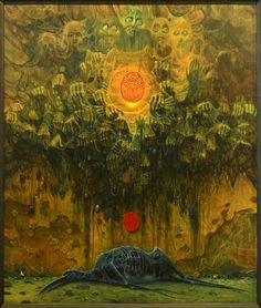 Zdzisław Beksiński * 1929-2005 | Flickr - Photo Sharing!